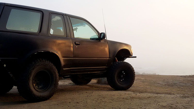1991 ford explorer 4x4 i beam prerunner crawler in socal pirate4x4 com 4x4 and off road forum. Black Bedroom Furniture Sets. Home Design Ideas