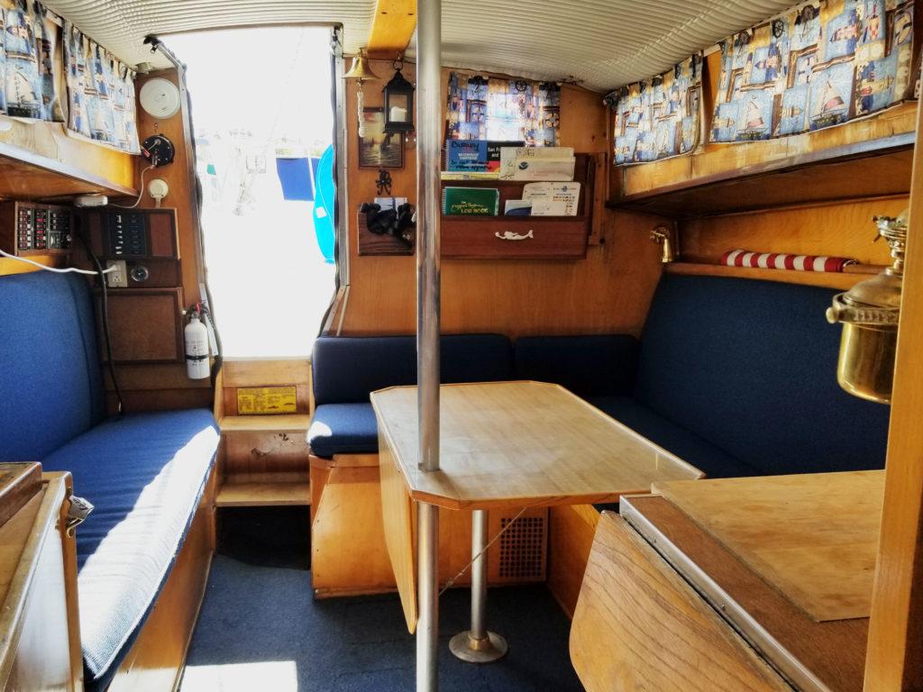 SOLD) 1969 Oceana 30 Pocket Cruiser (Alberg Odyssey 30) for sale