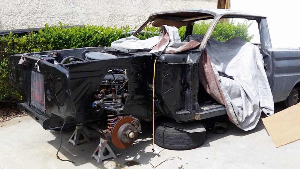 1965 Ford Falcon Ranchero Restomod | American Vagrant